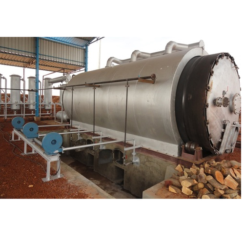 Pyrolysis Plant - Waste Tyre to Oil Plant and Tyre Oil Plant